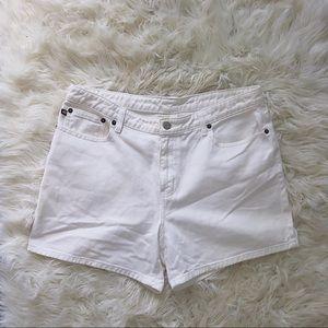 Ralph Lauren, denim shorts, size 12